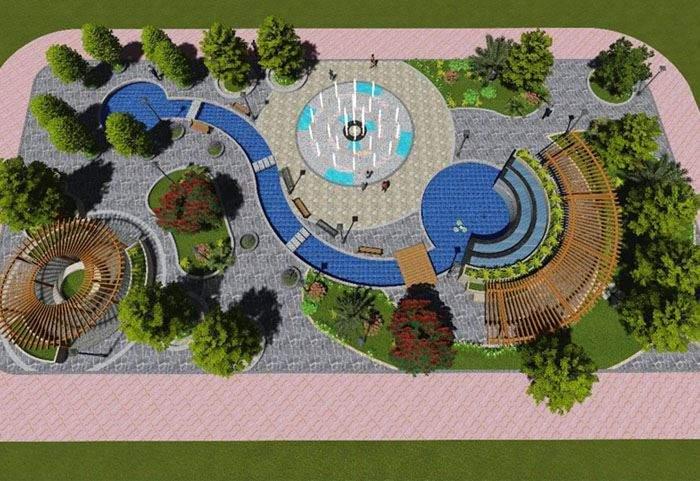công viên căn hộ vision 1